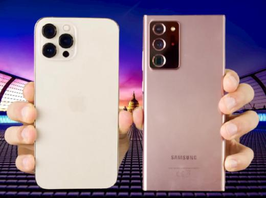 iPhone 12, Pro and Pro Max versus Samsung's Galaxy Note 20 setup: Spec-by-spec correlation