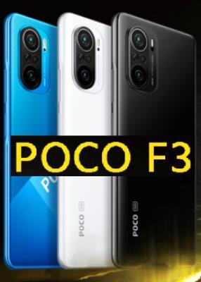 BEAST Smartphone POCO F3