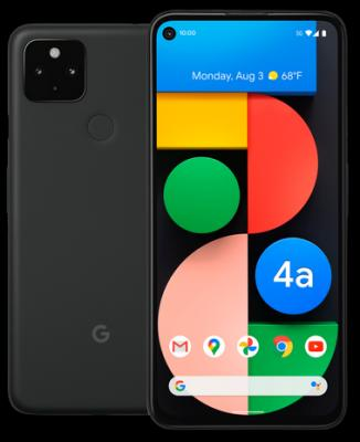 Just Black Google Pixel 4a 5G 128GB Android Mobile Phone bestoffreser
