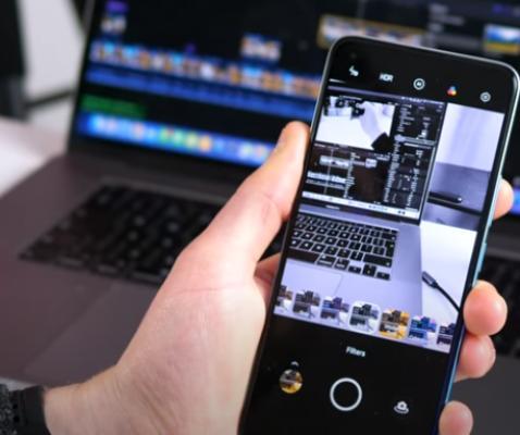 MADNESS! smartphone realme 8 Pro - 108MP in camera