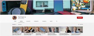 Tech Spurt YouTube channel